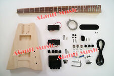 Afanti Music Stein Headless style electric Bass kit DIY Bass (AWT-B106)