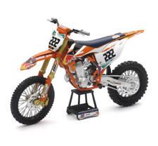 New - Ray Replica 1:10 Race Bike KTM 450 SXF MXGP Antonio Carioli New Ray 58123