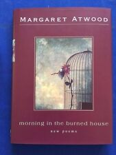 MORNING IN THE BURNED HOUSE - FIRST CANADIAN EDITION SIGNED BY MARGARET ATWOOD