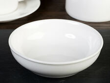M by MIKASA White Vitrified Porcelain BUTTER DISH