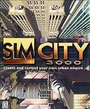 SimCity 3000 (PC, 1998)