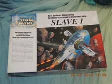 FINE MOLDS STAR WARS 1/72 SLAVE 1 JANGO FETT'S  VER KIT