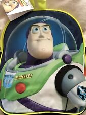 Disney Toy Story 3 Buzz Lightyear School Backpack