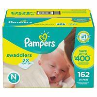 4 x HUGGIES Baby Diapers Unistar Midi Size 3 4-8kg 20 Pcs