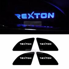 Promotion 3Color LED Door Catch Inside Handle 4P for SSANGYONG 2006-2012 Rexton