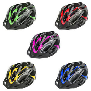 Adjustable Bicycle Helmet Road Cycling MTB Mountain Bike Sports Safety Helmet AU