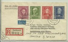 Germany #B310-3, First Day Cover