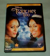 Twitches Too (DVD, 2008, Double Charmed Edition) READ DETAIL SHIP NEXT DAY MOWRY