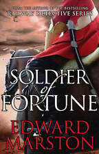 SOLDIER OF FORTUNE - Edward Marston (Hardcover, 2008, Free Postage)