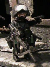 PLAYMOBIL PERSONNALISÉ US SPÉCIAL ARMES ET TACTIQUES (SWAT) (2015) REF-0175 BIS