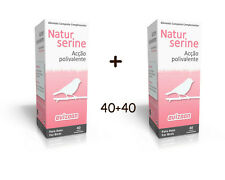2 Naturserine  Avizoon ZOOSERINE bird respiratory illnesses Bowel Infections