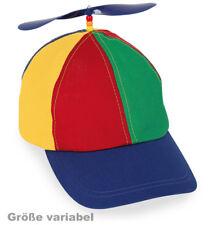 Basecap Propeller Kappe Flieger Schirmkappe