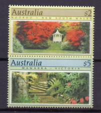 AUSTRALIA Mi 1170-71 MnH Bäume, Gärten trees, gardens bomen tuinen 2098