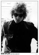 "Bob Dylan Savoy Hotel - Retro Poster A1 Size 84.1cm x 59.4cm approx 33"" x 24"""