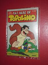 ALBI DELLA ROSA POI albi di TOPOLINO  N°1344 mondadori disney anno 1980   -s-