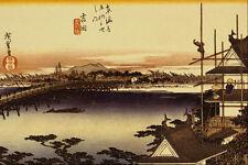 565090 Yoshida Ando Hiroshige A4 Photo Print
