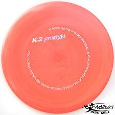New Durable Prostyle Plastic K-2 #2 Hook 177g Lightning Disc Golf Pro