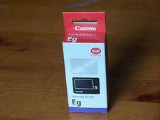 New Genuine Canon Eg-S Focusing Screen EgS for Digital Camera EOS 5D,Warranty