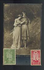 1916 Turkey Picture Postcard Cover Domestic Use