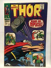 Thor (Vol 1) #141 (Pence copy) VF+ 1st Print Marvel Comics