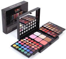 Women 78 Color Makeup Set Kit Eye Shadow Eyeliner Lip Gloss Palette Blusher Full