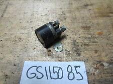 Suzuki GS1150 GS 1150 1984 1985 Selenoid & Fuse box