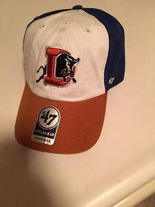 47 Brand Durham Bulls Clean Up Hat