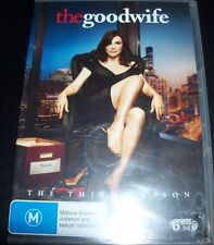 The Good Wife The Third Season 3 (Australia Region 4) DVD - New
