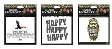 Lot 3 Duck Dynasty Stickers Truck/Car/Auto Window Decal Hunting Gift Father Dad