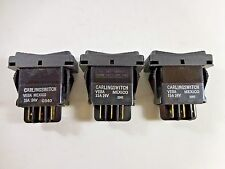 Carlingswitch VEBA 15A 24V, CL61517 (Lot Of 3)