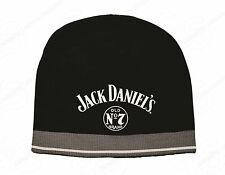 Jack Daniels knitted BEANIE  L/XL - Great gift idea
