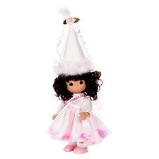 "Precious Moments 12"" Happy Birthday Princess Doll Brunette NEW"