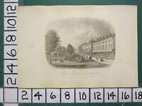 C1860 Piccolo Antico Eastbourne Stampa ~ Hyde Giardini