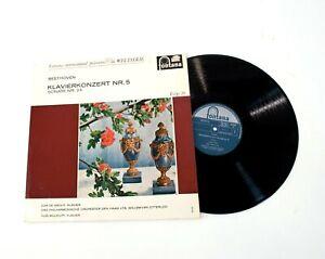 """Cor De Groot Beethoven Klavierkonzert Nr.5 12"""" 33 LP Vinyl NM N378"""