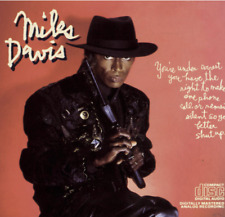 Miles Davis: You're Under Arrest (CD 1989) Columbia DADC PRESS Free Shipping