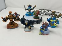 Lot of 8 Skylanders: Imaginators Figures and One Portal for Xbox Great Pre Owned