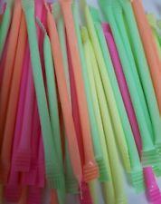 50 mini sherbet straws / retro sweets/ wedding favours / party bags