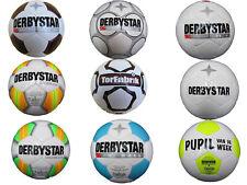 Derbystar Herren Damen Fußball Ball Trainingsball Sport Gr. 5 neu