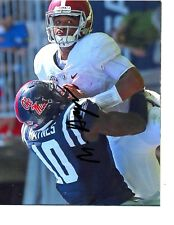 Marquis Haynes Ole Miss Rebels hand signed autographed 8x10 football photo G