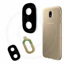 For SAMSUNG Galaxy J7 Pro J730F 2017 Rear Back Camera Glass Lens Cover Adhesive