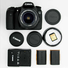 Canon EOS 70D 20.2 MP DSLR Digital Camera with EF-S 18-55mm IS 1894C002