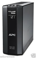 APC UPS  BR1000GUXI | 1 KVA |1000VA | with Ext Battery Option | REFD