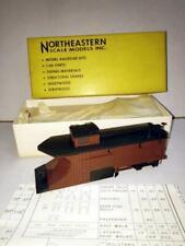New ListingNortheastern Scale Models Snow Plow car kit Brand New in box Ho Scale Kit 1/87