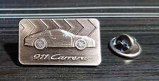 Porsche Pin 911 Carrera IAA 2015 und IAA 2017 30x18mm gestempelt Porsche