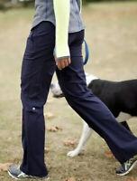 Lululemon Run Women's Size 6 Black Swan Dog Runner lined Pants