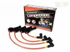Magnecor KV85 Ignition HT Leads Wires Cable Subaru Libero /Sumo 1.0 Micro Van