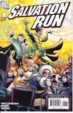 SALVATION RUN N° 1  Albo in Americano ed. Dc Comics