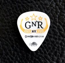Guns N Roses Guitar Pick ! New Years Eve 2011 Hard Rock Hotel Las Vegas Axl