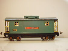 Lionel Lines Caboose #817 Green