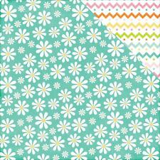 "Echo Park Celebrate Easter OOPSY DAISY 12x12"" d/sided scrapbooking paper"